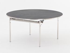 Slimlite BSL18D, Table avec cadre pliant pour les salles de conférence