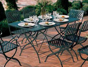 Springtime, Table pliante pour le jardin