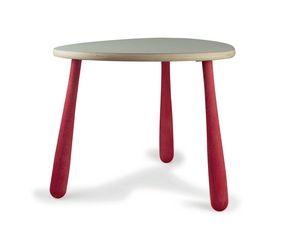 JOKER/T, Table en bois pour enfants