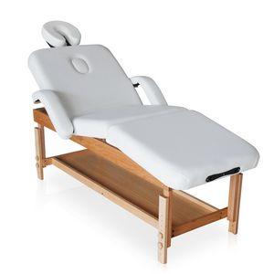 Cot massage professionnel esthéticienne, Lit de massage professionnel, pratique et confortable