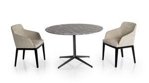 Bistrot, Tables de repas adaptées aux espaces publics