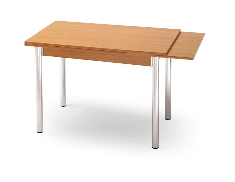 Parigi 70x110, Table extensible pour cuisine