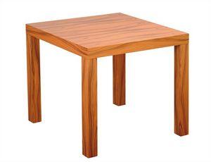 Silva 905, Table carrée robuste pour le restaurant