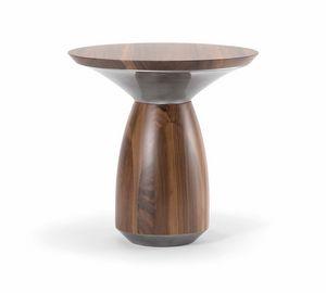GARY COFFEE TABLE 091 T, Tables en bois massif