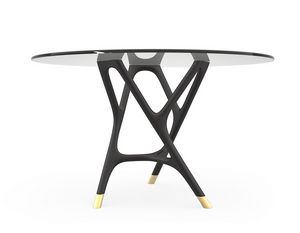 Joyce 5705/F, Table avec base artistique