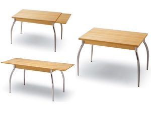 Kot 70x110, Tables avec lavable top Salon
