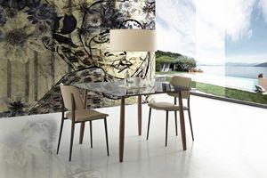 s09 menelao, Table de salon, personnalisable