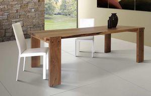 Art. 676, Table dressée à la main