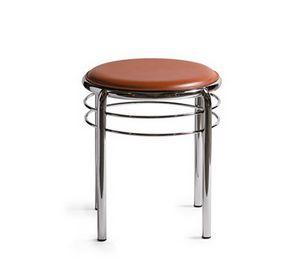 403, Tabouret bas avec assise ronde