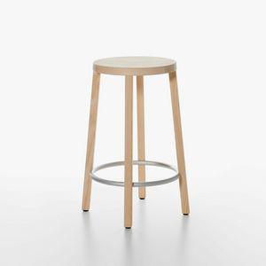 Blocco mod. 8500-00/60, Tabouret en bois essentiel, la conception de haut, pour la cuisine