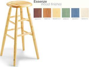 H/301 bar stool, Beech tabouret pour le restaurant Agriculteur