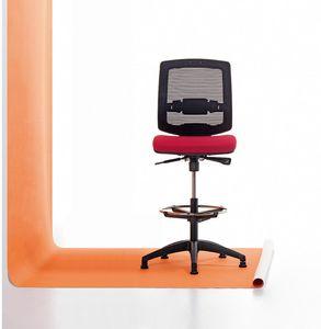 New Malice Stool 01, Tabouret de bureau ergonomique