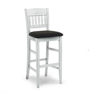 H/355 Veronica, Tabouret avec assise confortable