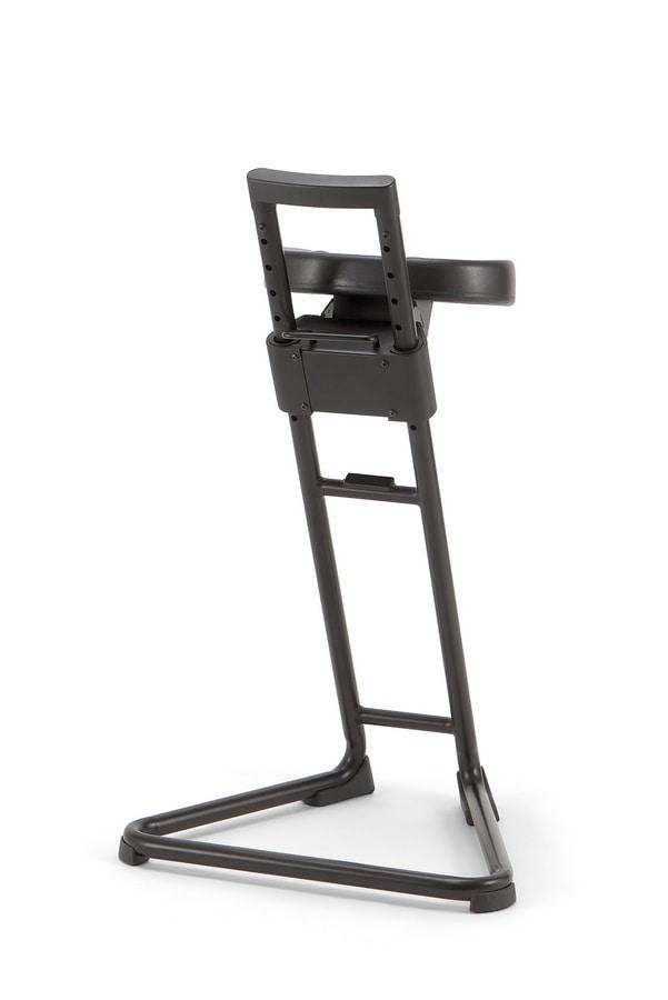 Stark 01, Tabouret avec structure en acier