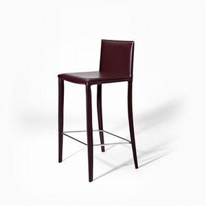 Jury SG, Barstool moderne en cuir, pour les cuisines et les restaurants