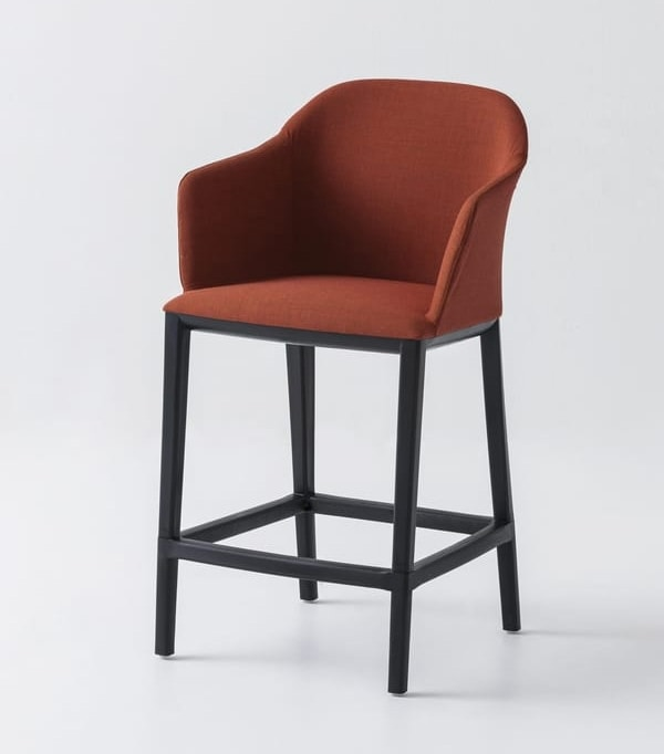 Manaa ST, Tabouret design enduit