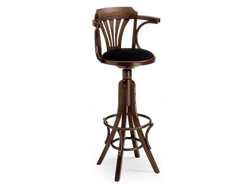 SG600/G, Tabouret en bois courbé pour les bars et pubs