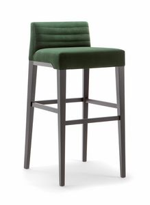 GINEVRA BAR STOOL 031 SG, Tabouret au design contemporain