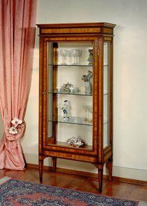 Art. 185 Giordania, Vitrine marquetée de style Louis XVI
