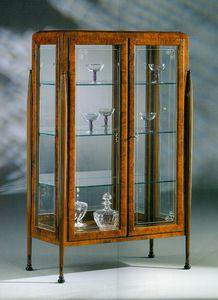 Art Déco Art.532 vitrine, Vitrine de style Art déco