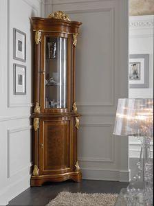Brianza armoire d'angle, Armoire d'angle de style classique