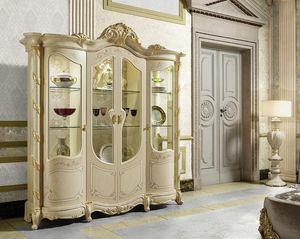 Madame Royale vitrine, Vitrine classique de luxe