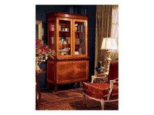 Maggiolini cabinet 744, Luxe Vitrine classique