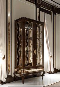 New York vitrine, Vitrine 2 portes