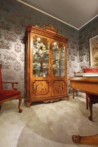 Vitrine 1306, Vitrine de luxe de style chinois