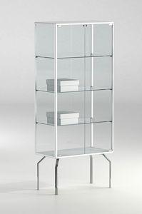 ALLdesign plus 71/17P - 91/17P, Vitrine pour expositions et musées