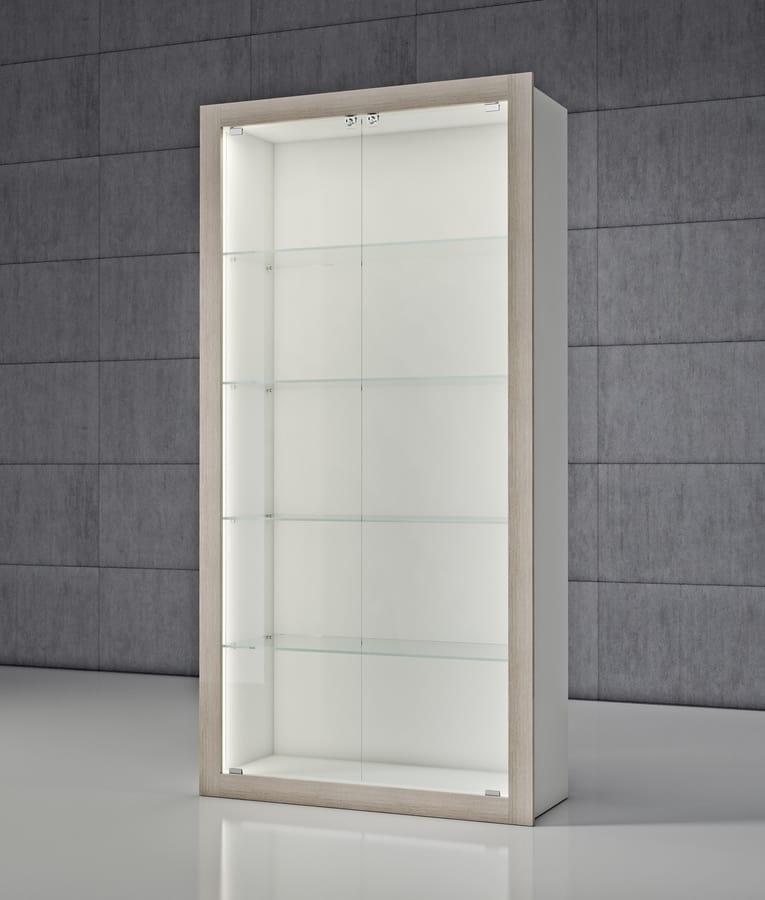 vitrines,vitrine murale,vitrines pour collectionneurs,vitrine en verre