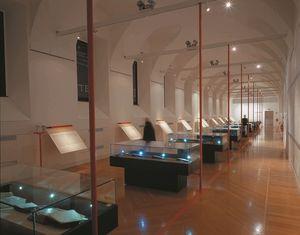 Specials, Vitrines sur mesure, entièrement personnalisé pour les boutiques des musées