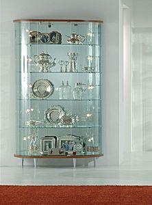 Top Line 3 3/M, Vitrine en verre, Magasins de meubles