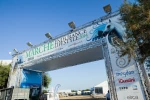 La tente du Cheikh - Endurance Lifestyle 2014