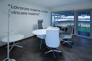 Nouveau stade du Frosinone Calcio - Frosinone