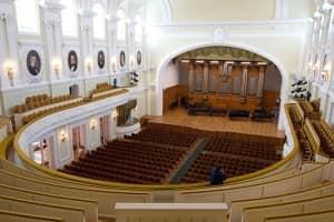 Cajkovskij Conservatoire - Moscou
