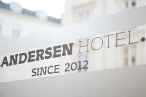 Anderson Hôtel - Copenhague