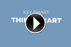 Key Smart live work think smart