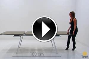 Hercules modern table